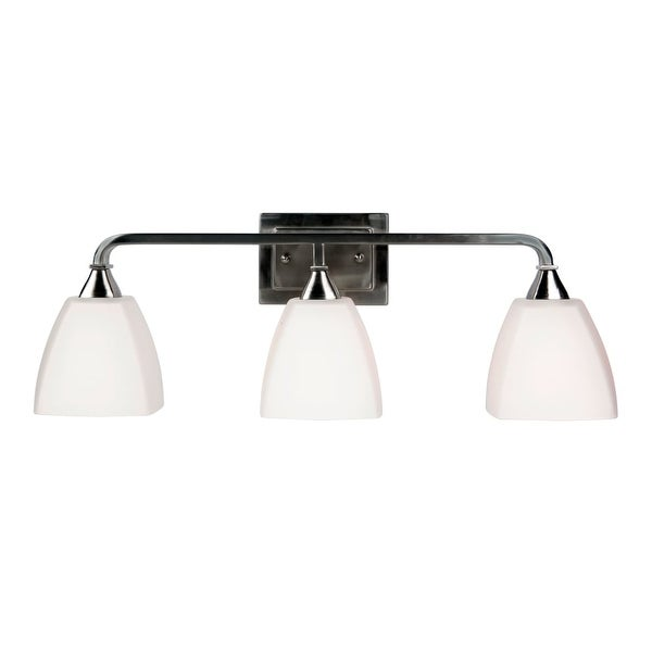 shop jeremiah lighting 169263 lawton 3 light bathroom vanity light 27 wide free shipping