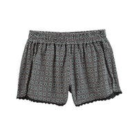 Carter's Baby Girls' Flowy Shorts, 9 Months
