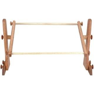 Oak Adjustable Lap Frame