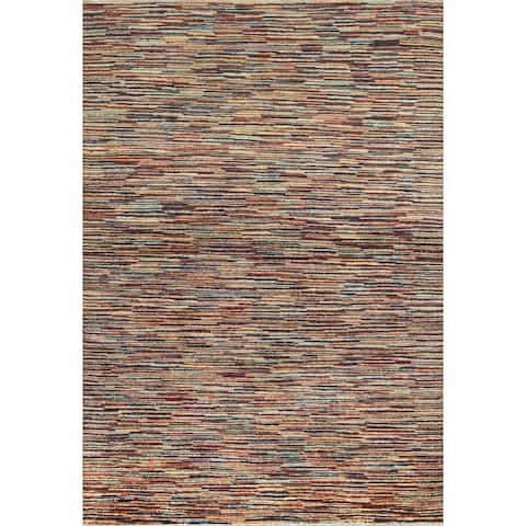 Momeni Heirlooms Barjasteh Hand Knotted Wool Multi Area Rug - 4' X 6'