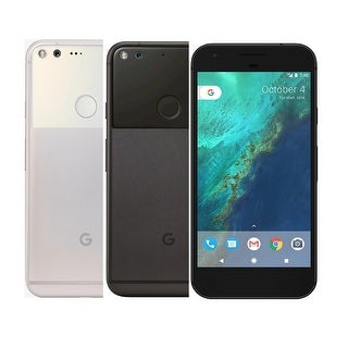 Google Pixel XL 128GB Unlocked GSM Phone w/ 12.3MP Camera
