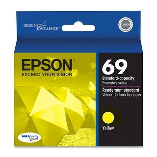 Epson T069420 Durabrite Ultra Yellow Standard Capacity Cartridge Ink