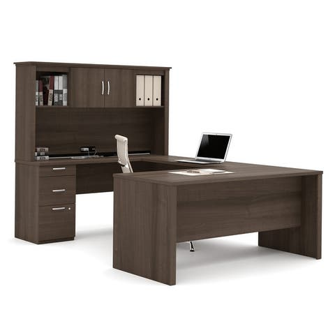 Bestar Logan U-shaped Desk