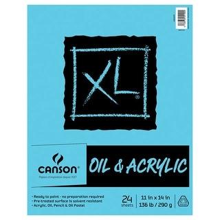 "Canson - XL Oil & Acrylic Pad - 9"" x 12"""