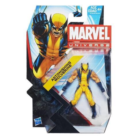 "Marvel Universe Classics 3.75"" Action Figure Astonishing Wolverine - Multi"