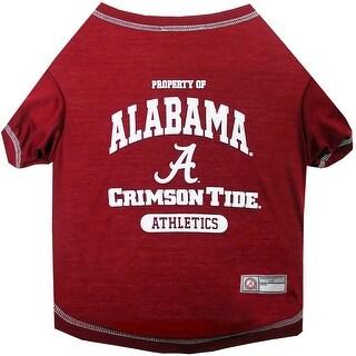 University of Alabama Doggy Tee-Shirt