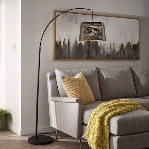 Arley Arched Floor Lamp by iNSPIRE Q Classic