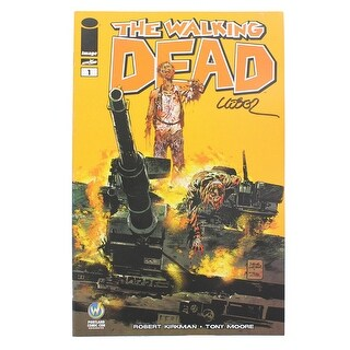 The Walking Dead #1 WW Portland Exclusive Color Cover Signed By Steve Lieber - multi