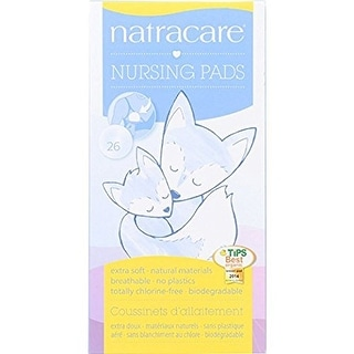 Natracare Natural Nursing Pads - 26 per pack -- 1 each.