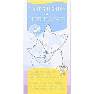 Natracare Natural Nursing Pads - 26 per pack -- 1 each.|https://ak1.ostkcdn.com/images/products/is/images/direct/2980ccaecd73d6ad5488e129c4030296b9870f3d/Natracare-Natural-Nursing-Pads---26-per-pack----1-each..jpg?impolicy=medium