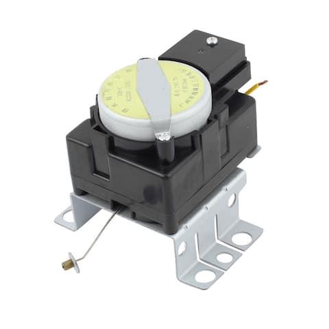 AC 220V 23mm Stroke 63.7N Washing Machine Washer Drain Motor Tractor Valve
