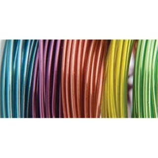 Plastic Coated Fun Wire Value Pack 9 Foot Coils