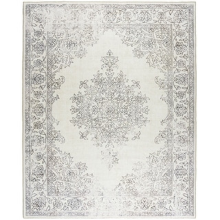 Link to ReaLife Machine Washable - Distressed Boho Medallion  Rug Similar Items in Rugs