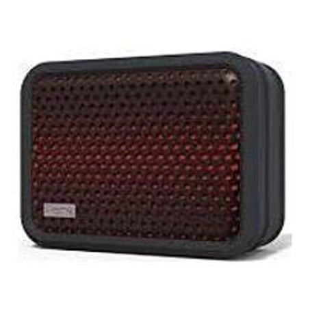 iHome IBT7BR Waterproof Bluetooth Stereo Speaker - Red (Refurbished)