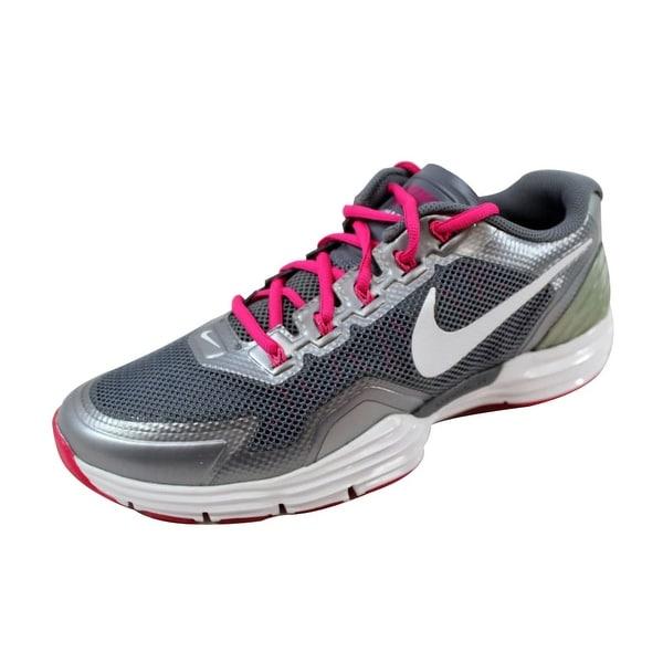 Nike Men's Lunar TR1 Neon Turquoise/White-Squadron Blue-Pink Flash 529169-026 Size 11