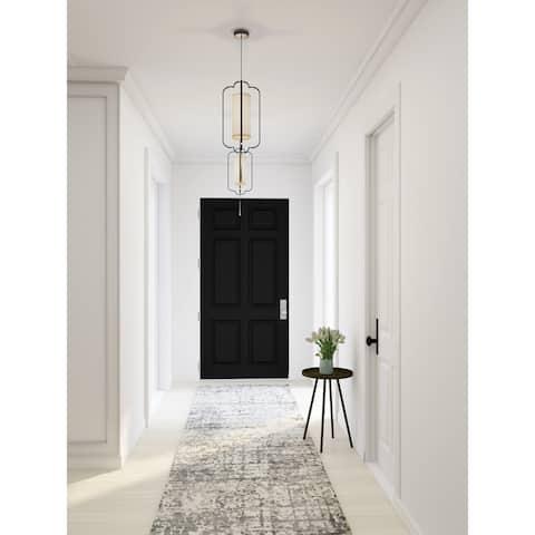 Esel Contemporary Indoor Area Rug