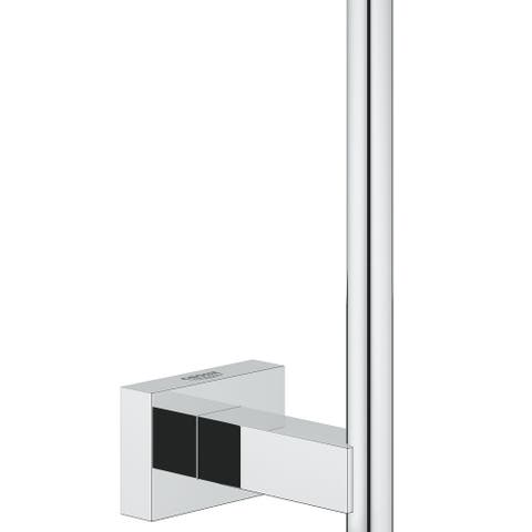 Grohe Essentials Cube Spare Paper Holder Chrome (40623001)