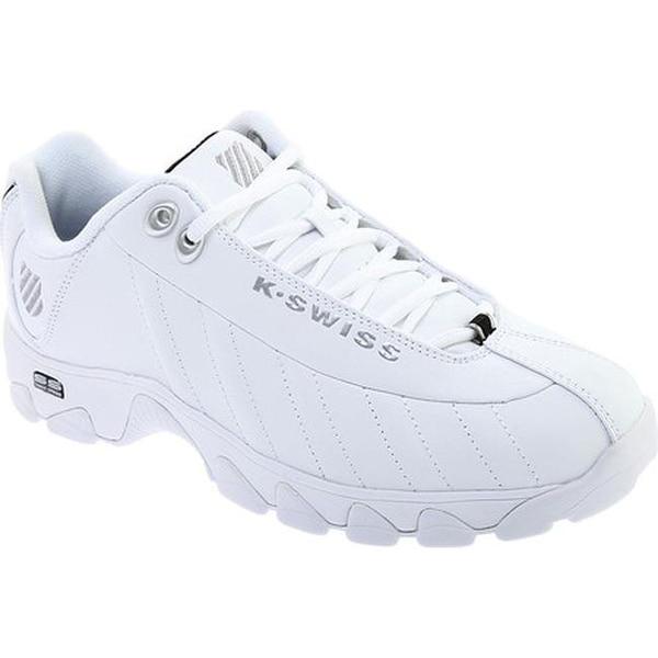K-Swiss Men's ST329 CMF White