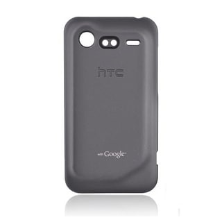 OEM HTC Droid Incredible 2 Standard Battery Door Cover (Black)