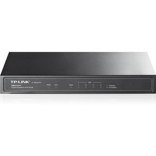 TP-LINK TLR600VPNM 4-Port Gb Broadband VPN Router