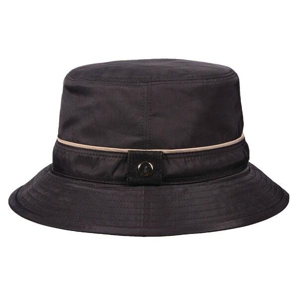 Stetson Women's Waterproof Rain and Snow Bucket Hat