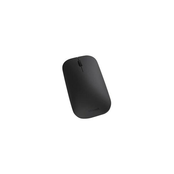 Microsoft 7N5-00001 Microsoft Designer Bluetooth Mouse - BlueTrack - Wireless - Bluetooth - Black - 1000 dpi - Computer, Tablet,