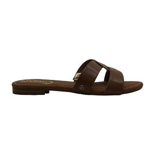 Link to Circus by Sam Edelman Womens Clover Open Toe Casual Slide Sandals Similar Items in Women's Shoes