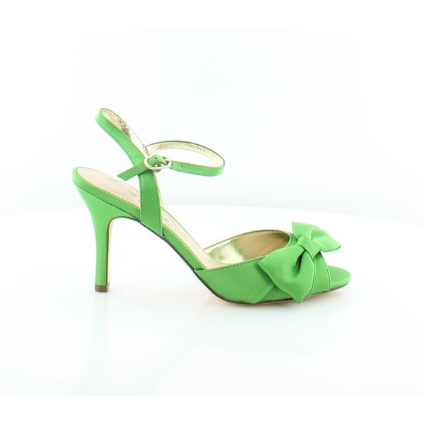 Nina Vashti Women's Heels Apple Green Lus - 6.5