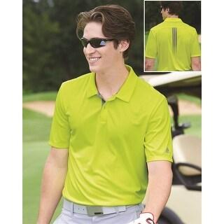 adidas - Golf Gradient 3-Stripes Sport Shirt