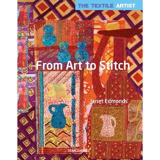 Search Press Books-From Art To Stitch