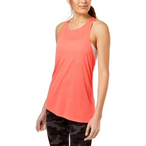 Calvin Klein Performance Womens Tank Top Yoga Fitness