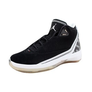 Nike Grade School Air Jordan XX2 22 Retro Black/White Countdown Pack CDP 332556-011 Size 6Y