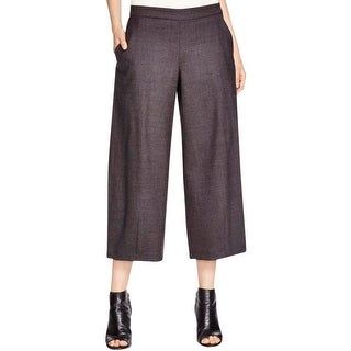 Eileen Fisher Womens Cropped Pants Twill Cropped