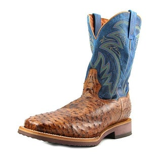 Dan Post DP4535 Men Round Toe Leather Multi Color Western Boot