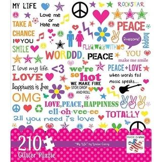 My Life 210 Piece Puzzle
