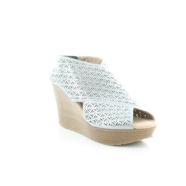 Kenneth Cole Reaction Sole Safe 2 Women's Sandals & Flip Flops pewter