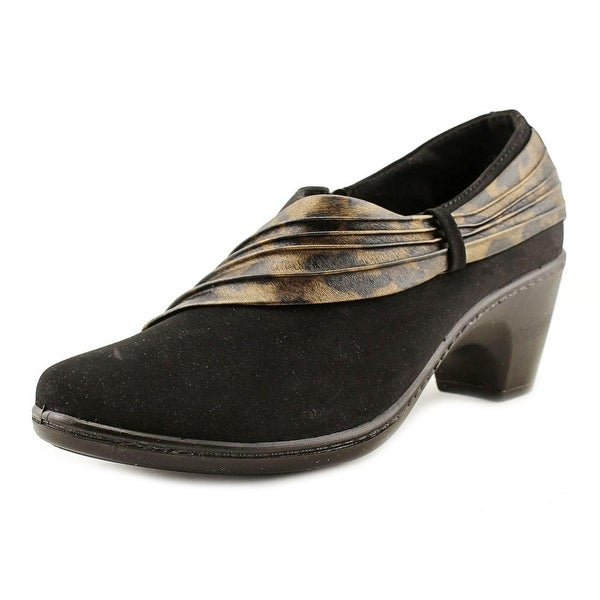 Easy Street Northern Women W Round Toe Synthetic Black Bootie