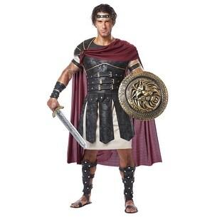Adult Roman Gladiator Mens Halloween Costume