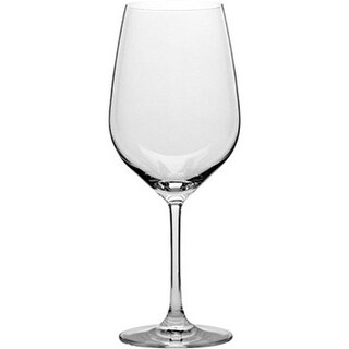 """""""Anchor Hocking Stolzle Eclipse Red Wine Glasses Wine Glasses"""""""
