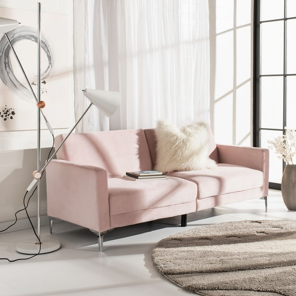 Safavieh Chelsea Foldable Futon Bed. Opens flyout.
