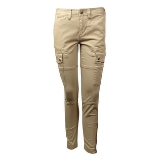 Polo Ralph Lauren Women's Twill Skinny Cargo Pants - 6