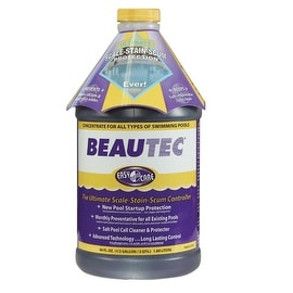 EasyCare 22064 BeauTec Salt Cell and Tile Cleaner, 64 oz. Bottle