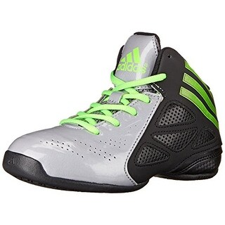 Adidas Boys NXT LVL SPD 2 Basketball Shoes Perforated Mid Top