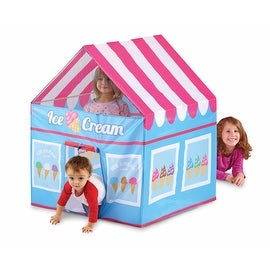 Etna Ice Cream Shop Indoor and Outdoor Fun Play Tent