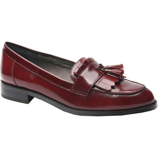 27f07ba2d Shop Ros Hommerson Women's Darby Tassel Loafer Wine Patent - On Sale - Free  Shipping Today - Overstock - 12336560