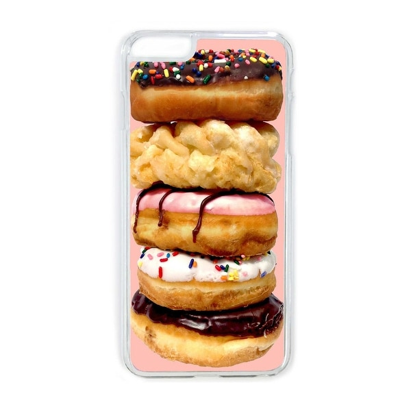 Stacked Donuts IPhone 6 Case - multi