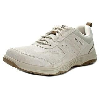 Rockport Ros U Bal Round Toe Leather Walking Shoe