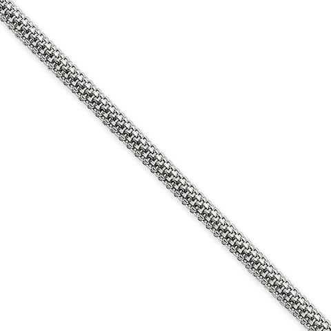 Chisel Stainless Steel 3.2mm 30 Inch Bismark Chain (3.2 mm) - 30 in