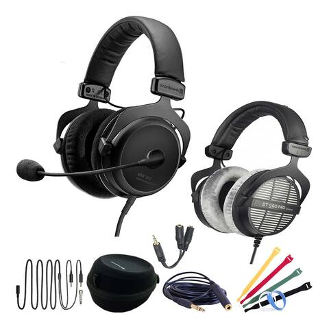 Beyerdynamic MMX 300 2nd Gen Conference Call Headset with DT990