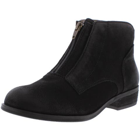 Array Womens Luna Booties Leather Ankle